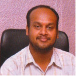 Successful candidate from Himalai IAS, Pradeep an IRS officer