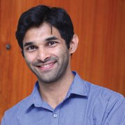 Successful candidate from Himalai IAS, Punith Kuttaiah, IRS officer