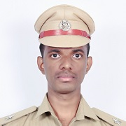 Successful candidate from Himalai IAS, Mithun an IPS officer